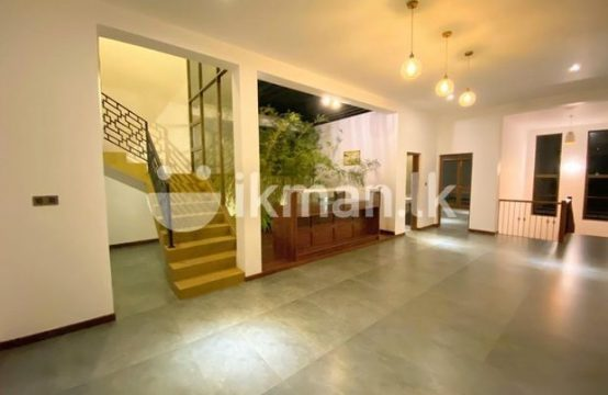 04 Story Luxury House & 16 P Sale At Thalawathugoda
