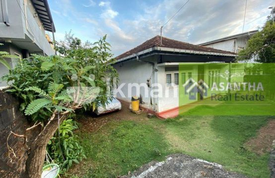 15 P With Property Sale At Facing Qurey Road Dehiwala