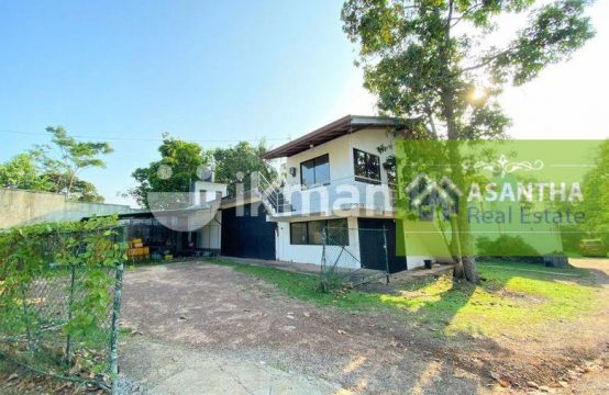 17 P Land & 02 Story House Sale At Lake Road Pelawatha Battramulla