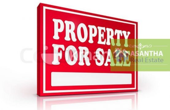 108 perches land sale at rajagiriya