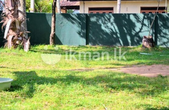 10.85 P Bare Land Sale at Samudra Mawatha Panadura