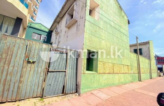 15.65 P Commercial Property Sale At Facing Merine Drive Road Colombo 04