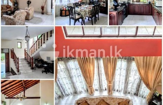 17.38 P & Two Story House Sale For Nugegoda