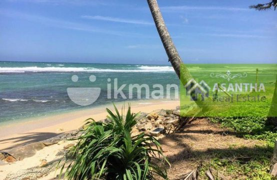 38 P Beach Front Land and Property for sale in Polhena, Matara