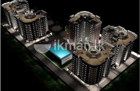 Apartment For Sale At Trillium – Colombo 08