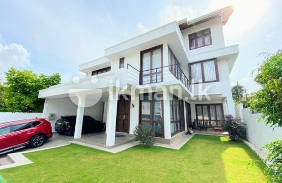 Brand New Super Luxury Three Story House With Furniture Sale At Nugegoda