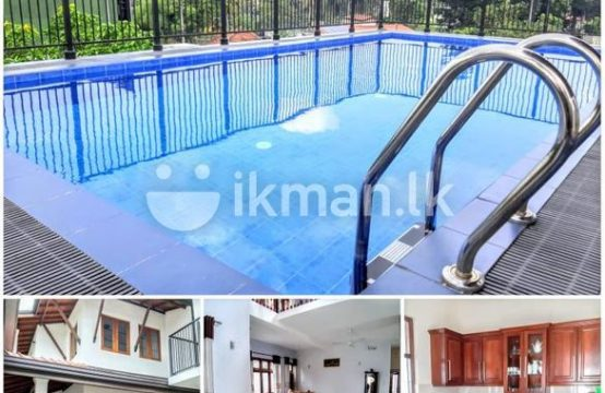 Luxury Three Story House for Sale – Kottawa