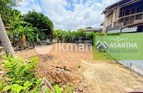 12.68 P Bare Land Sale At Facing 1st Lane Old Nawala Road