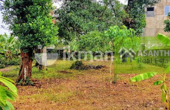 27 P Bare Land for Sale at Kotte
