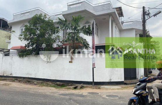 02 Story House with 8 P for Sale at Col 05