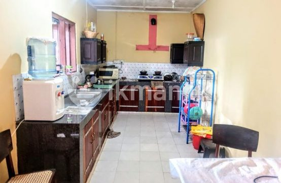 20 P Land and House Sale at Pitakotte