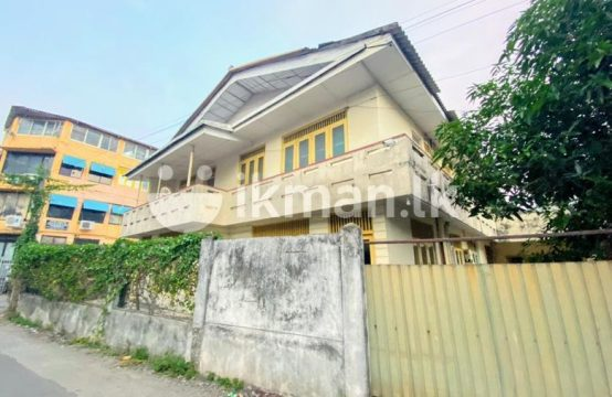 Residential Land Sale – Colombo 03