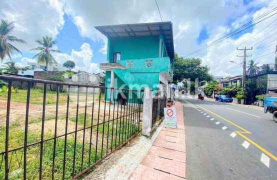 Commercial Property With 22 P Sale At Facing Main Road Mirihana