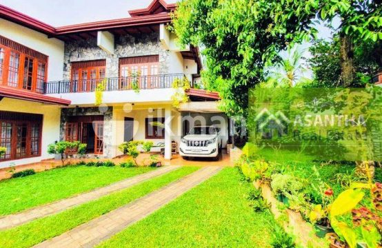 Two Storied Super Luxury,Fully Furnished House Sale At Piliyandala