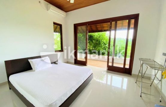 Facing Beautiful Paddy Field Villa Type House 90 P Sale At Kottawa