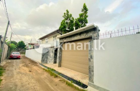 02 Story Brand New House 30 P Sale At Kalalgoda Thalawathugoda
