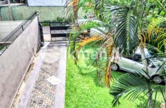 12 P & Luxury Two Story House For Sale Anderson Road Kalubowila