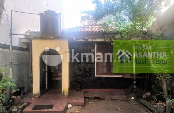 5.52 P Commercial Property Sale Grand Pass – Colombo 11
