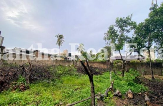 13 P and (13p+17P) Bare land for sale in Kirulapone, Colombo 05