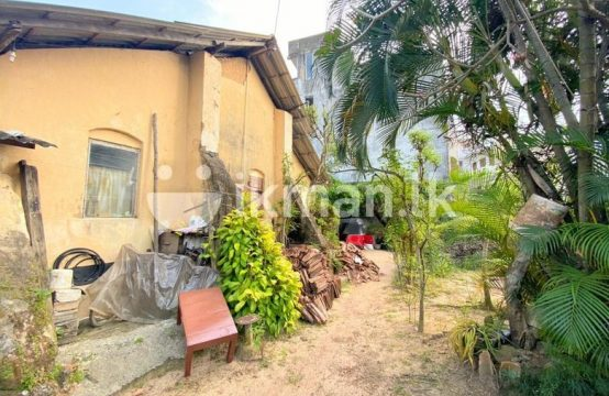 15P Land with Property Sale At Mugalan Road Colombo 06