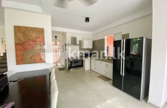 Luxury 03 Story Modern House for sale in Nawala
