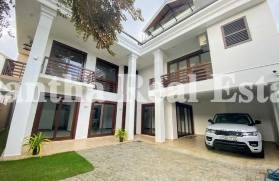 Brand New 03 Story Luxury House for sale in Wijerama, Nugegoda