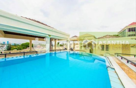 Swiming Pool With 03 Story Luxury House & 30 P Sale At Mirihana Nugegoda