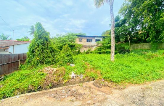 18 P Land Sale At Facing Samagi Mawatha Udumulla Road Battramulla