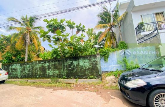 10 P Land Sale At 20 Feet By Road Ananda Balika Nugegoda