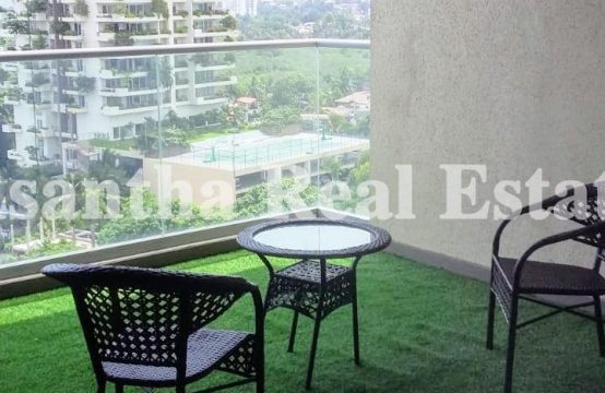 New Furnished 03 BR Apartment for Rent in Elements, Rajagiriya