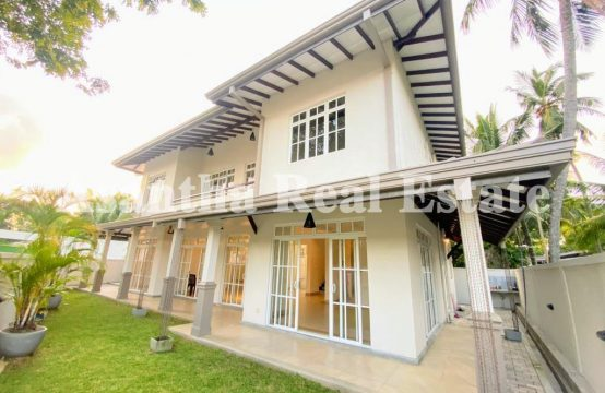 Architecture Designed B/N Two Story House With 12 P Sale At Pelawatta