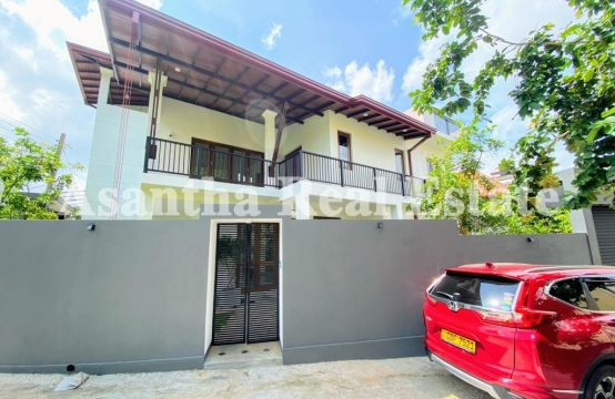 Architecture Designed Brand New House Sale At Thalawathugoda